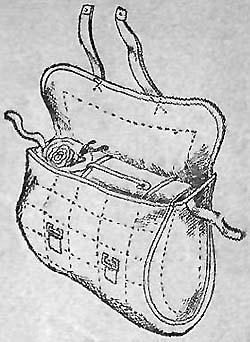 Укладка продуктовой сумки