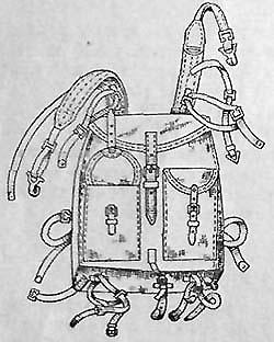 Ранец-рюкзак образца 1939 г.